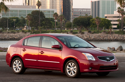 2010 Nissan Sentra Review