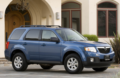 2010 mazda tribute review. Black Bedroom Furniture Sets. Home Design Ideas