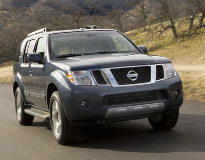 Used Grand Cherokee >> 2010 Nissan Pathfinder Review