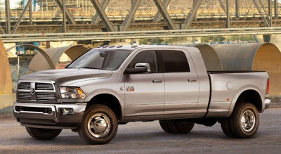 2011 Dodge Ram 2500 3500 Review