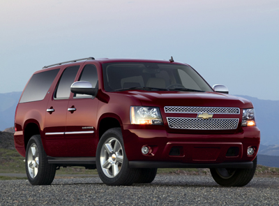 New Lexus Suv >> 2011 Chevrolet Suburban Review