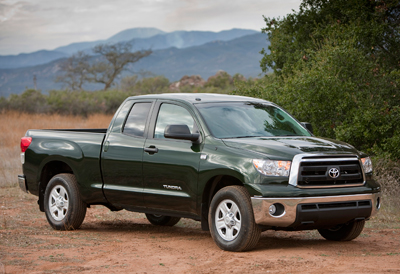 2011 Toyota Tundra Review