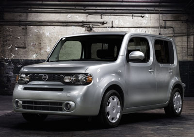 2011 Nissan Cube Review