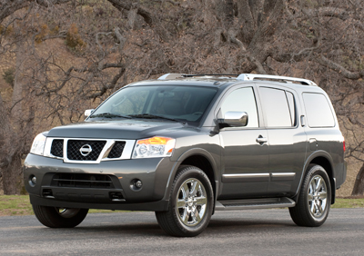 2011 nissan armada review