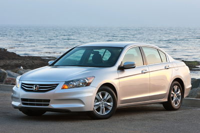 2012 Honda Accord Review