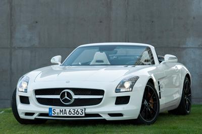 2012 mercedes benz sls amg roadster review