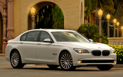 Toyota All Wheel Drive >> 2012 BMW 7 Series Review