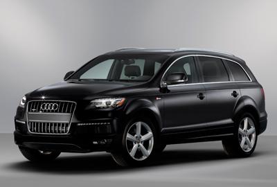 2012 Audi Q7 Review