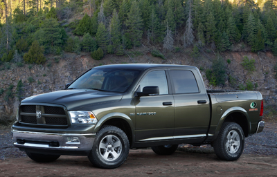 2012 Dodge Ram Review