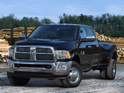 2012 Dodge Ram 2500/3500 Review