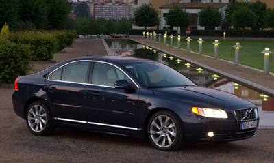 2012 Volvo S80 Review