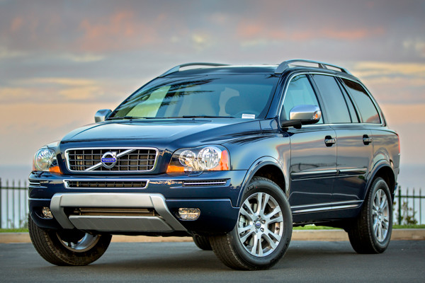 2013 Volvo XC90 Review