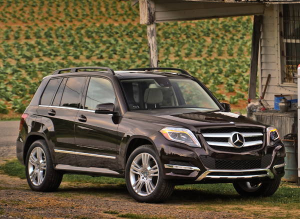 2013 mercedes benz glk class review. Black Bedroom Furniture Sets. Home Design Ideas