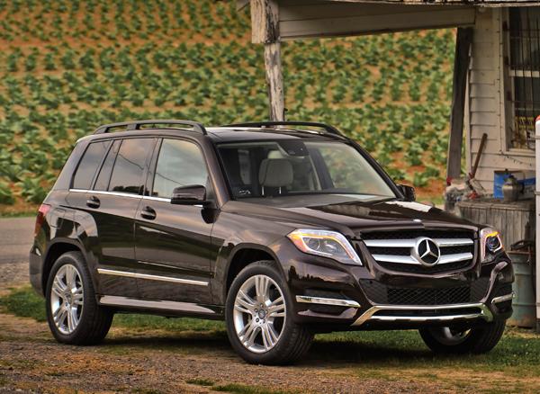 2013 mercedes benz glk class review for Mercedes benz glk reviews