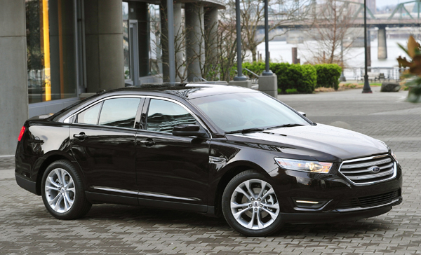 2013 Ford Taurus Review