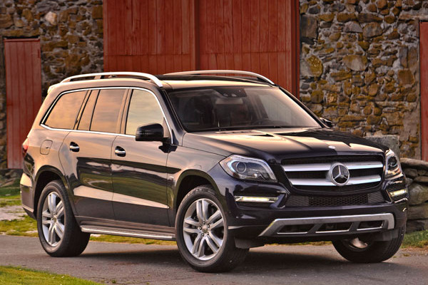 Used Lexus Suv >> 2013 Mercedes-Benz GL-Class Review