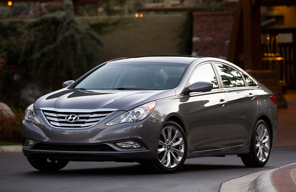2013 Hyundai Sonata Review