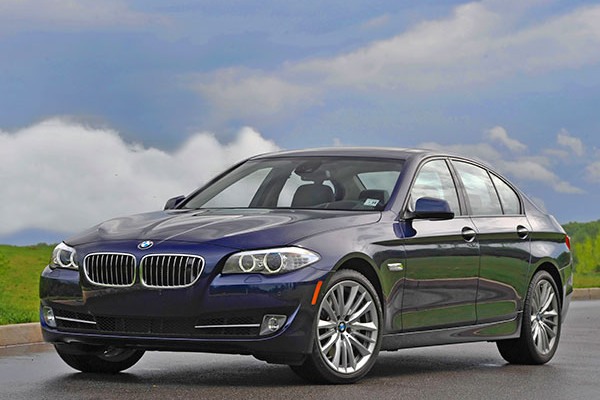 2013 bmw 5 series review. Black Bedroom Furniture Sets. Home Design Ideas