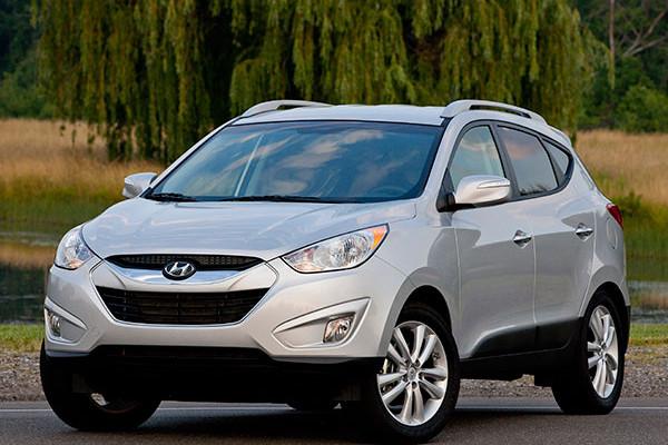 Elegant 2013 Hyundai Tucson