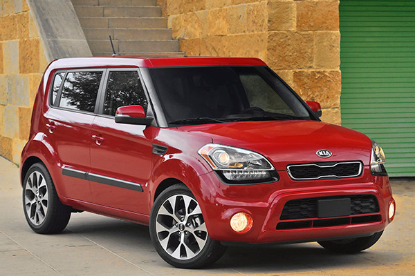 Beautiful 2013 Kia Soul