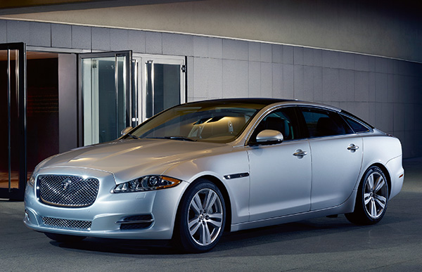 2013 Jaguar Xj Review