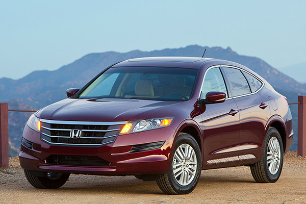 2013 Honda Crosstour Review