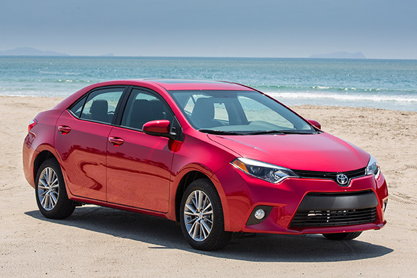 Good 2014 Toyota Corolla