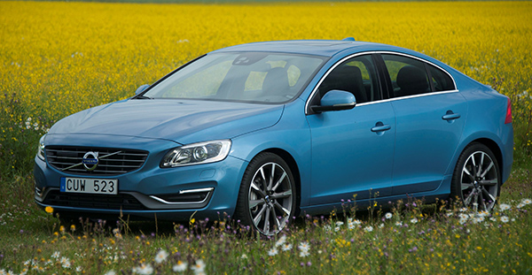 2014 Volvo S60 Review