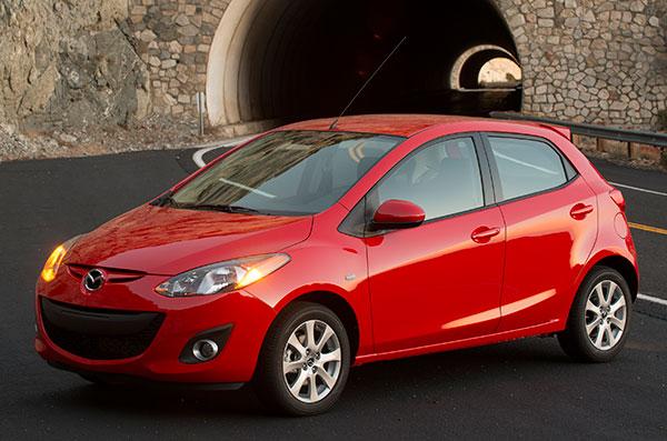 2014 Mazda 2 Review
