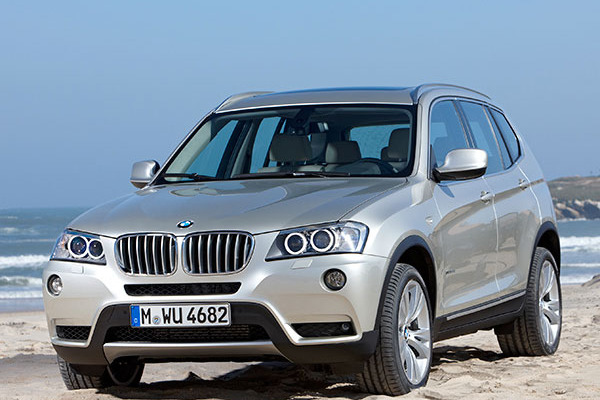 2014 Bmw X3 Review