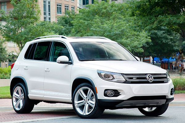 Subaru Towing Capacity >> 2014 Volkswagen Tiguan Review