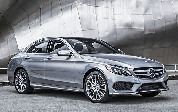 2015 Mercedes Benz C Class Review