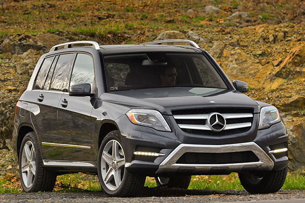 Good 2014 Mercedes Benz GLK Class
