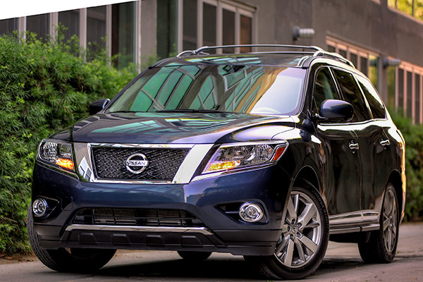 Perfect 2014 Nissan Pathfinder