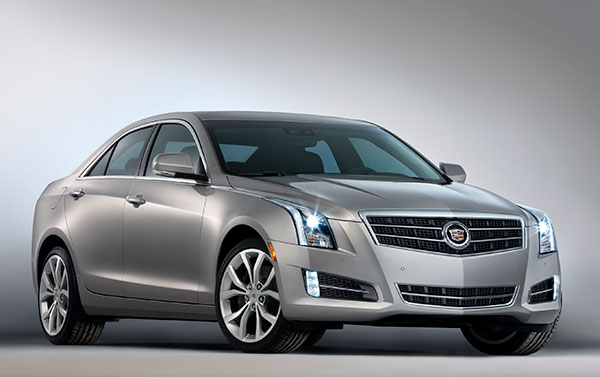 2013 North American Car of the Year -  Cadillac ATS