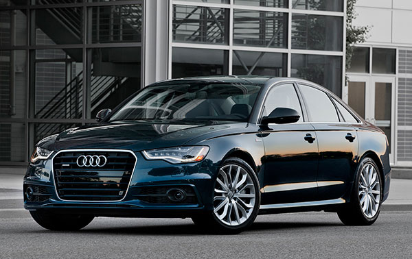 2014 audi a6 review. Black Bedroom Furniture Sets. Home Design Ideas