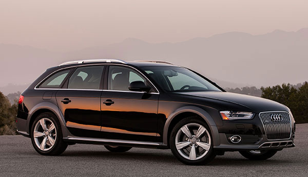 Toyota 4 Wheel Drive >> 2014 Audi allroad Review