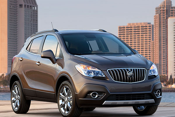 2014 Buick Encore Review
