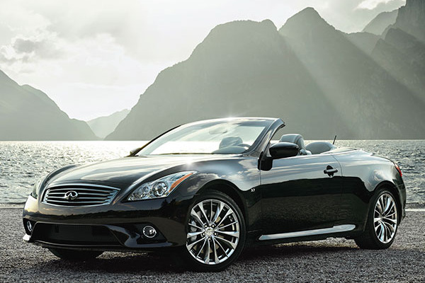 Image result for infiniti q60 convertible no copyright image