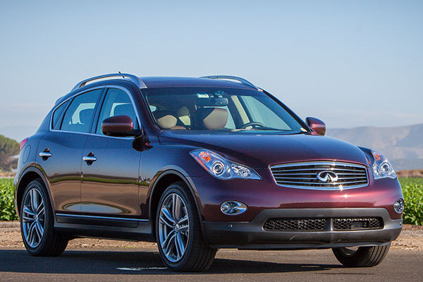 2014 Infiniti QX50 Review