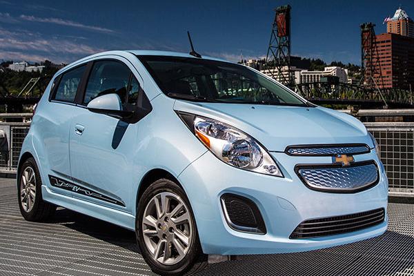 2014 Chevrolet Spark Ev Review
