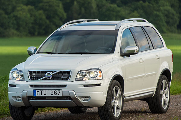 2014 volvo xc90 review find car publicscrutiny Image collections