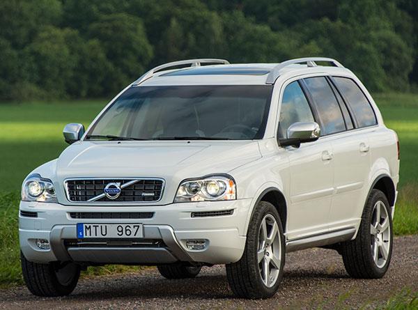 2014 Volvo Xc90 Review