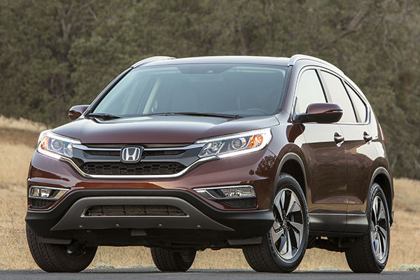 2015 honda cr v review for Honda crv size