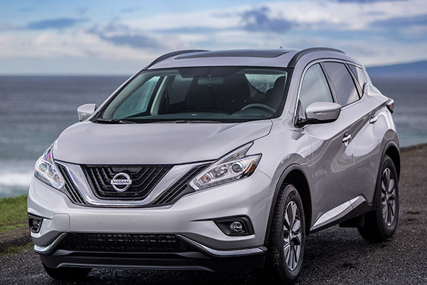 New Lexus Suv >> 2015 Nissan Murano Review