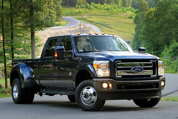 2015 Ford Super Duty Review