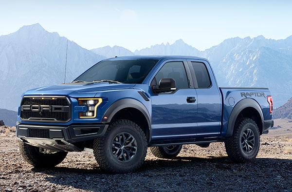 2015 Ford Raptor For Sale >> 2017 Ford F-150 Raptor Review