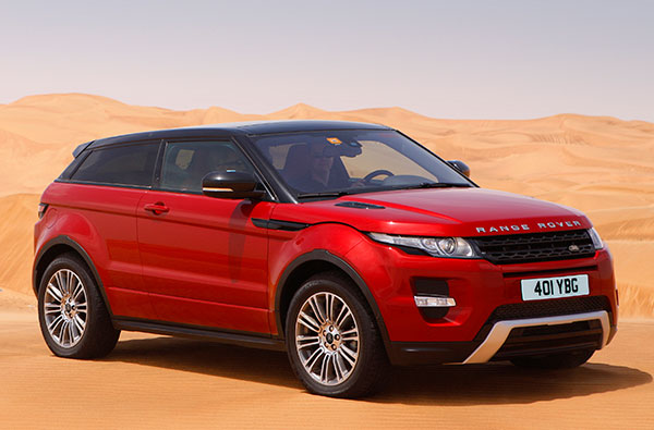 2015 land rover range rover evoque review. Black Bedroom Furniture Sets. Home Design Ideas