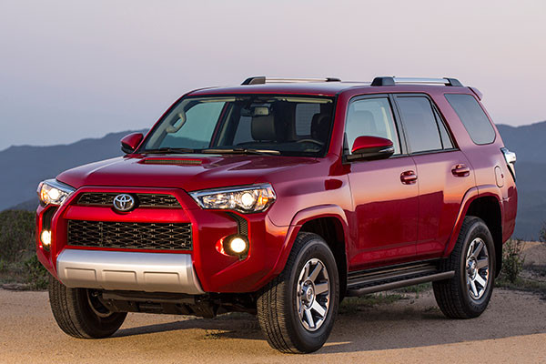 2015 toyota 4runner review