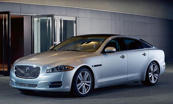 2015 Jaguar Xj Review